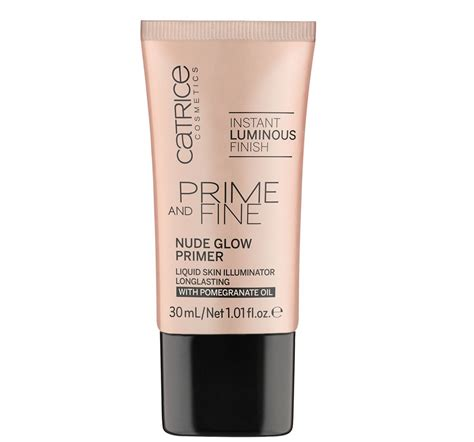 Catrice Primer by Catrice Prime And Glow Primer 30ml Beautyaz