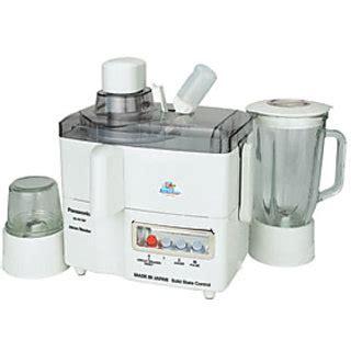 panasonic juicer mixer grinder mj m176p: buy panasonic