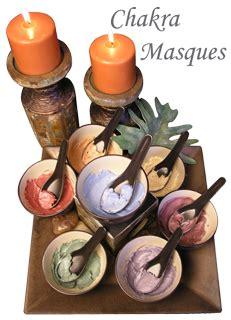Chakra Masques abrione chakra masks for