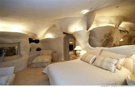 dick clark s flintstone house dick clark s the flintstones inspired home in malibu