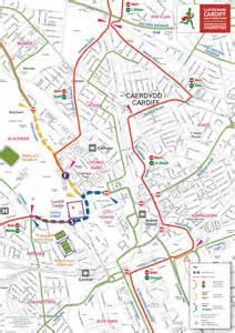 road closures cardiff half marathon