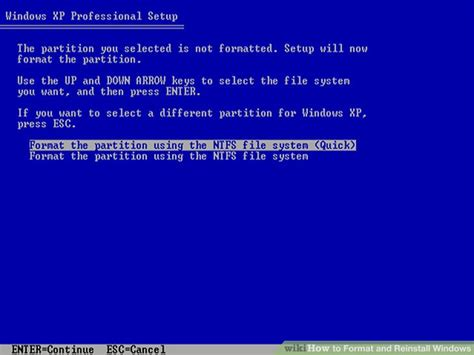 format hard drive and reinstall windows how to format and reinstall windows 7 steps with pictures