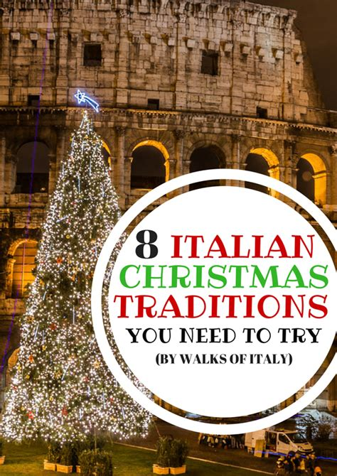 which christmas decoration is the best in italy the best traditions in italy