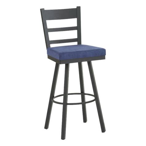 34 Bar Stools by Amisco 34 Inch Owen Swivel Bar Stool At Hayneedle