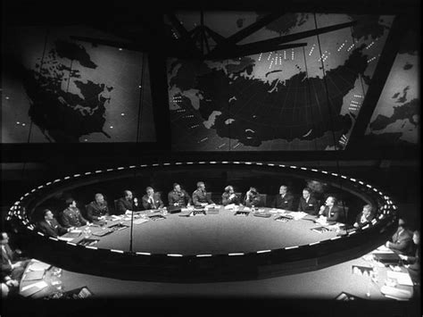 Dr Strangelove War Room by Directed Viewing Dr Strangelove Or How I Refused To