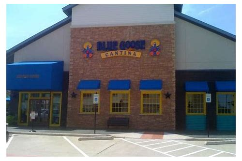 blue goose coupons highland village