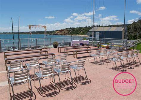 Budget Wedding Venues Melbourne by Black Rock Sailing Club Budget Wedding Photography