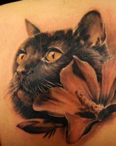 animal portrait tattoo animal portrait tattoos rebel circus