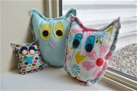 Totebag Owl Family By Bellezzeshop 6 free quilt patterns from our gift guide last minute
