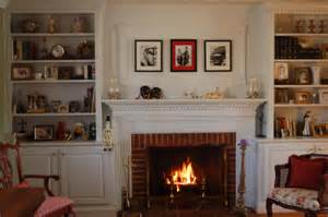 decorating ideas for bookcases by fireplace living room living room ideas with brick fireplace and