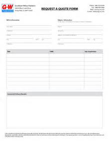 rfq templates best photos of rfq form template request for quote