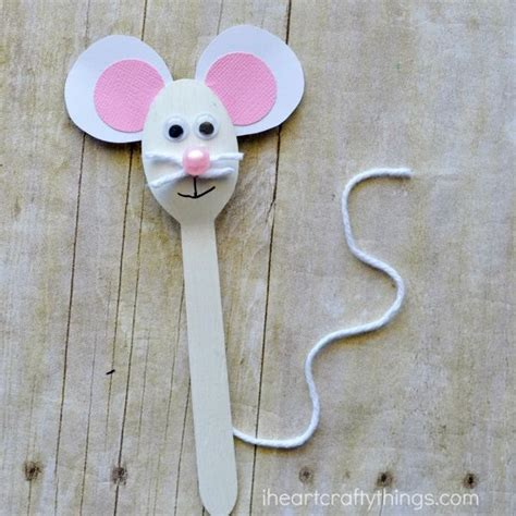 mouse paper craft best 25 mouse crafts ideas on easy