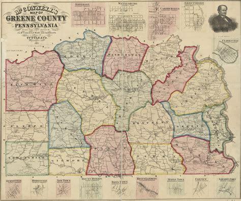 pennsylvania county map pennsylvania county maps