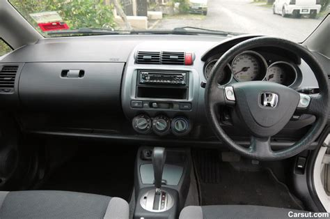 interior jazz 2005 honda jazz or honda fit it doesn t really matter carsut
