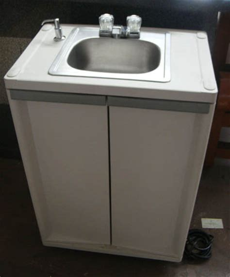 No Plumbing Sink self contained sink no plumbing ebay