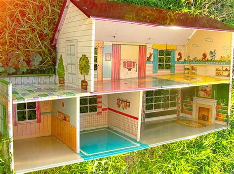 60 s dollhouse 60 s dollhouse i wanted one of these around 1958 my