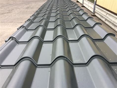 tile pattern roofing sheets pan tile steel roofing sheets look like real tiles