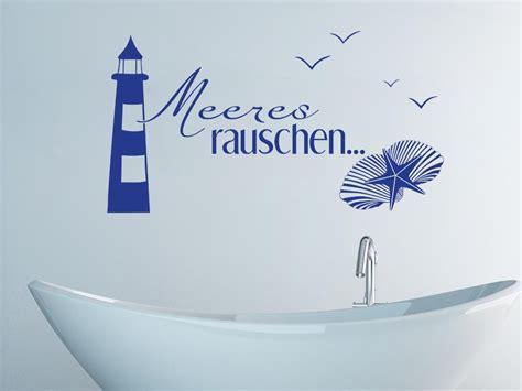 Badezimmer Deko Leuchtturm by Wandtattoo Aufkleber Deko F 252 R Bad Badezimmer Maritim