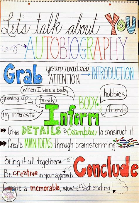 compare between biography and autobiography best 25 autobiography writing ideas on pinterest