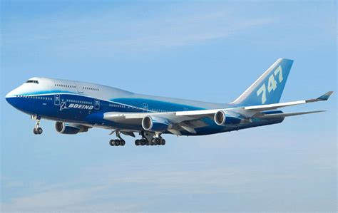 The first Boeing 747 8 private jet is here    and it's a
