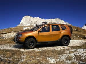 Renault Duster Offroad Dacia Duster Road Wallpaper 1600x1200 7706