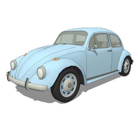 volkswagen classic models vw beetle 3d model formfonts 3d models textures