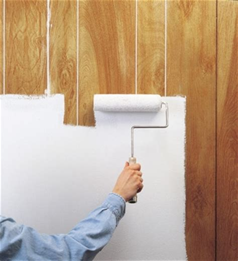 paint over wood paneling twine how to update a 70 s bathroom