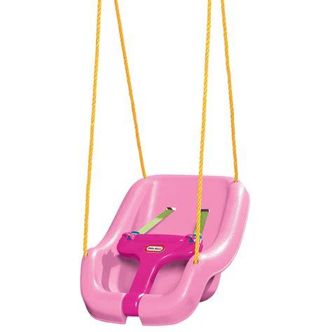 2 in 1 snug n secure swing little tikes 2 in 1 snug n secure swing pink columpio