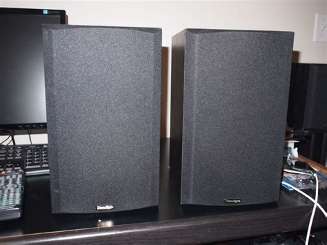 paradigm titan v2 bookshelf speakers for sale canuck