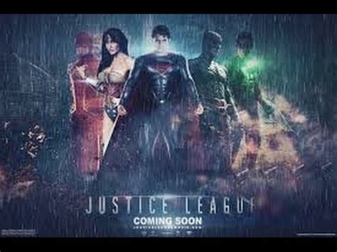 justice league upcoming film justice league 2017 cast and fancast youtube