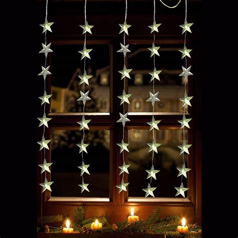 Weihnachtsdeko Fenster Mit Batterie by Lichterkette Weihnachten Fenster Cykelhjelm Med Led Lys