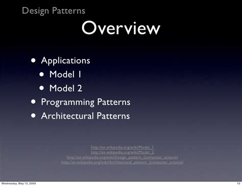 design pattern in zend software engineering in php