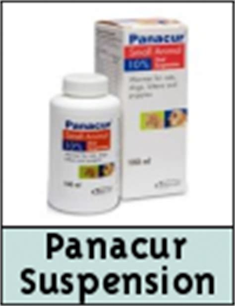 panacur liquid for dogs panacur suspension for dogs cats