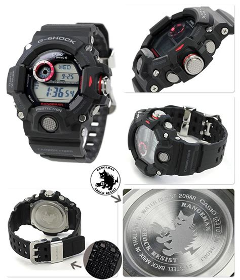 Band And Bezel Gshock Rangeman Gw 9400 Clear Smoke Black casio g shock gw 9400 1 gw 9400 1a r end 11 4 2016 2 11 am
