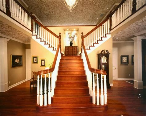 Residential Room Dividers colonial tradition traditional staircase portland