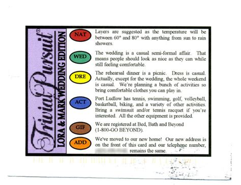 trivial pursuit card template academic poster template cake ideas and designs