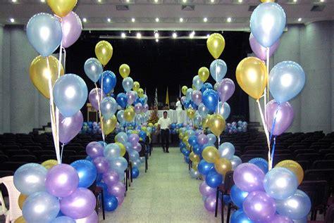 arreglos en bombas para grados globoflex decoraci 243 n con globos bodas xv a 241 os