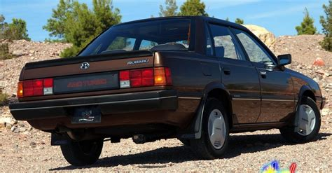 1985 subaru leone for sale i the 80s weekend a 1985 subaru leone gl 4wd turbo sedan hooniverse
