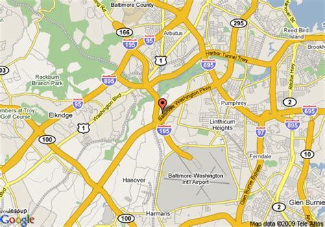 maryland map airports map of staybridge suites baltimore bwi airport linthicum