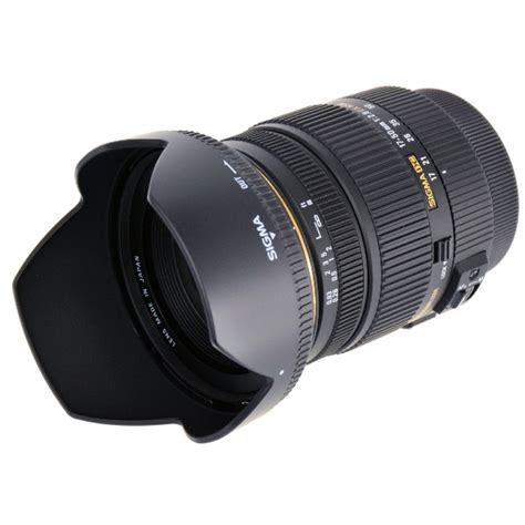 Sigma 17 50mm F 2 8 Ex Dc Os Hsm sigma 17 50mm f 2 8 ex dc os hsm zoom lens for canon aps c