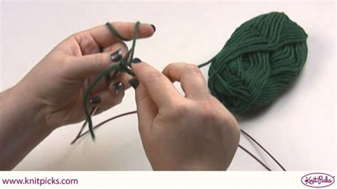 backward loop cast on method for knitting backwards loop cast on for toe up socks