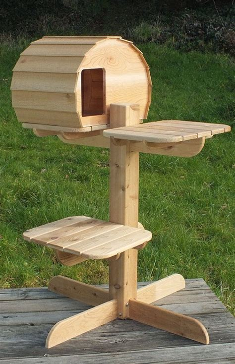 outdoor cat furniture trees best 25 outdoor cat tree ideas on catio cat