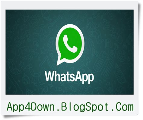 watssap apk whatsapp messenger 2 12 277 for android update app4downloads app for downloads