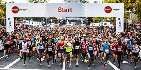 the marathon in cologne rheinenergiemarathon cologne