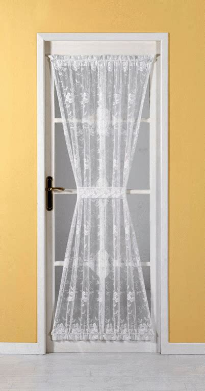 front door panel curtains front and back door net curtains made to measure mesh