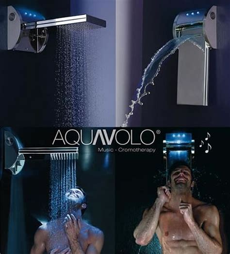 bathroom songs aquavolo music chromo therapy bathroom singers shower