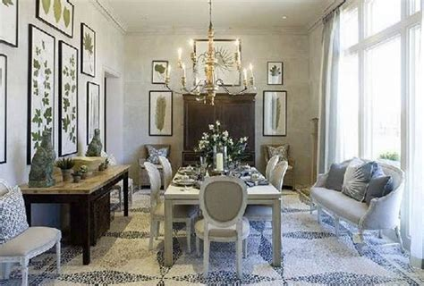 french style dining rooms  black design book