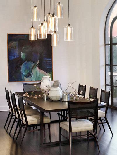 dining room pendant lights 3 ways to style dining room pendant lighting