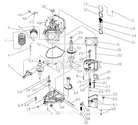 generac parts diagram generac 4109 3 parts diagram for engine gn 410