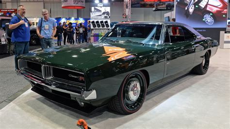 Ring Brothers 1969 Dodge Charger Defector: SEMA 2017 Photo